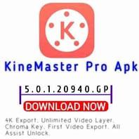 KineMaster MOD APK 5.0.1.20940.GP (Full Unlocked) Download